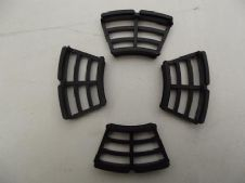 Disc brake windows  black